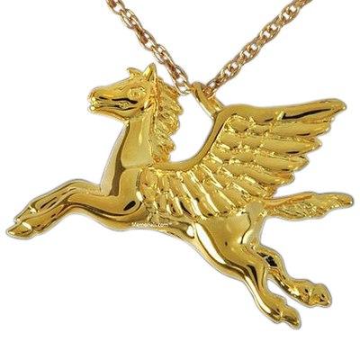 Pegasus Cremation Pendant II