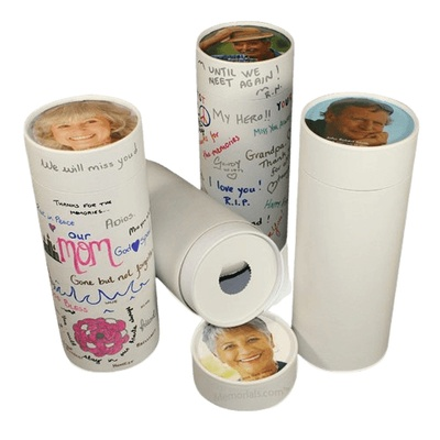 Personalized Scattering Biodegradable Urn