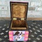 Bird Cube Large Urn