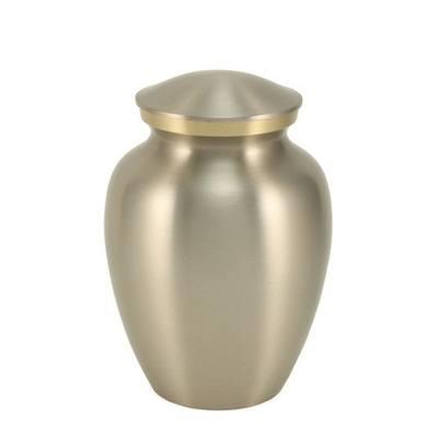 Pewter Medium Pet Urn