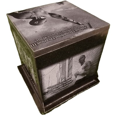 Photograph Granite Cremation Urn