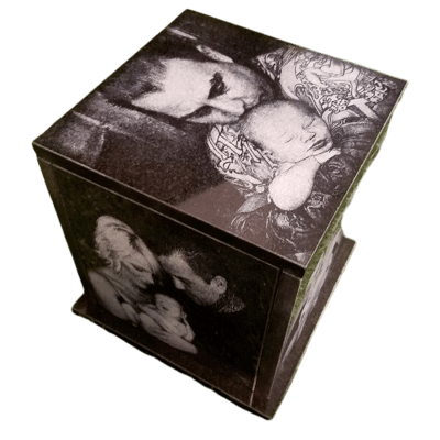 Photograph Granite Cremation Urns