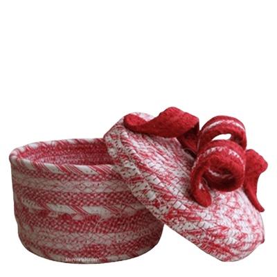 Picnic Cotton Keepsake Cremation Urn
