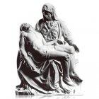 Pieta XX Large Marble Statues