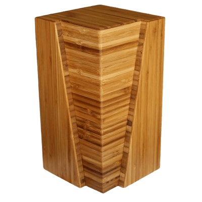 Portal Bamboo Nature Cremation Urn