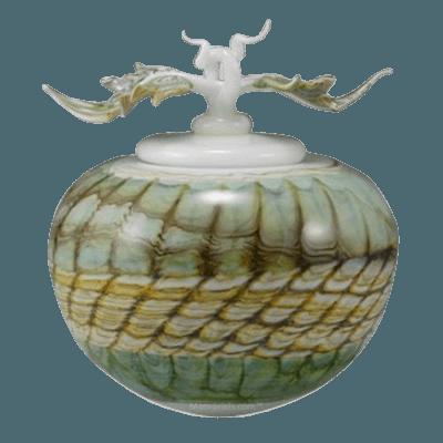 Pothos Sargo Art Cremation Urns