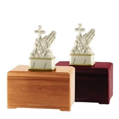 Praying Cremation Urns