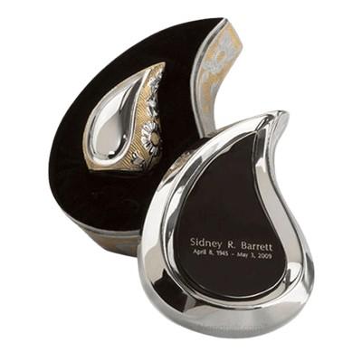 Preemie Teardrop Gold Cremation Urn