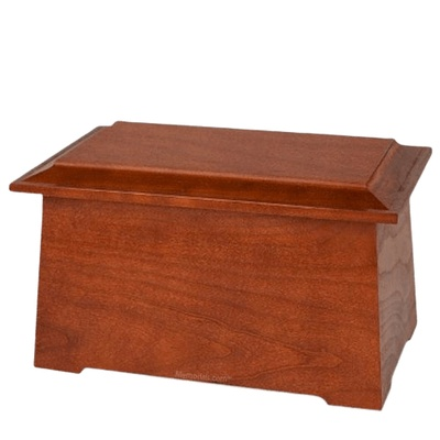 Prestige Cherry Cremation Urn