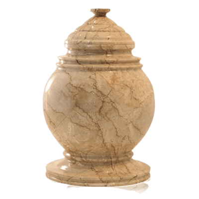 Princess Marble Cremation Urn