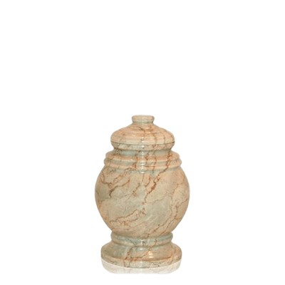 Princess Marble Keepsake Urn