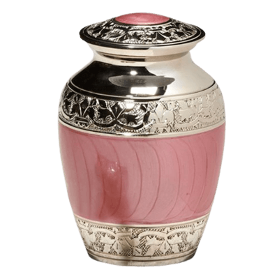 Princess Pink Child Urn