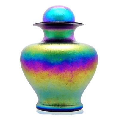 Prism Glass Cremation Urns