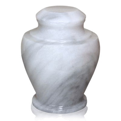 Purity Marble Cremation Urn