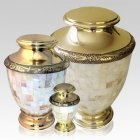 Purity Pearl Cremation Urns