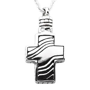 Forever Cross Keepsake Pendant