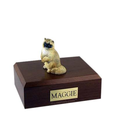 Ragdoll Medium Cat Cremation Urn