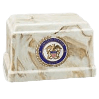 Ranger Navy Cremation Urn