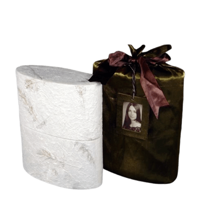Reflect Earthurn Biodegradable Cremation Urn