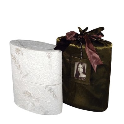 Reflect Earthurn Biodegradable Cremation Urn
