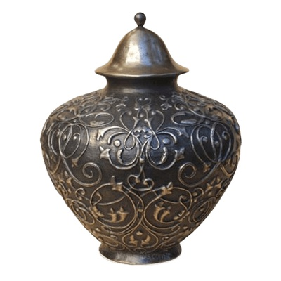 Regency Bronze Cremation Urn