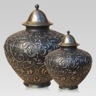 Regency Bronze Cremation Urns