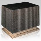 Rein Wood Cremation Urn