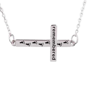 Remembered Cross Memory Jewelry