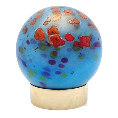 Remembrance Glass Child Cremation Urn