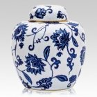 Renaissance Porcelain Urn
