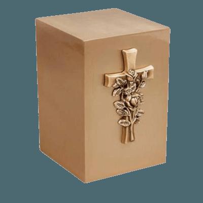 Resurrection Bronze Cremation Urn