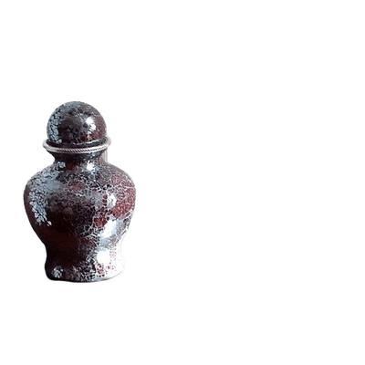 Romance Glass Medium Urn