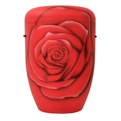 Rose Biodegradable Urn