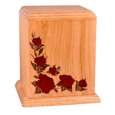 Rose Large Child Cremation Urn