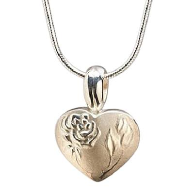 Rosebud Nature Keepsake Pendant