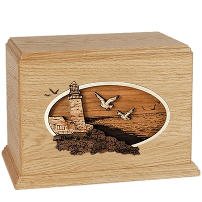 Sea Coast Maple Companion Urn