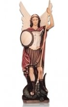 Saint Michael Fiberglass Statues