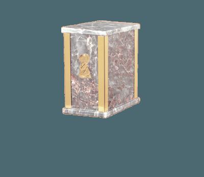 Salome Child Marble Cremation Urn