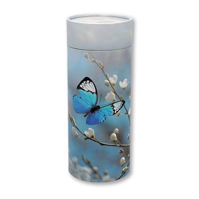 Butterfly Scattering Biodegradble Urn