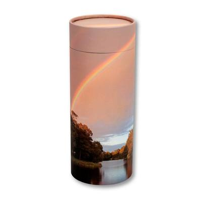 Rainbow Scattering XL Biodegradble Urn