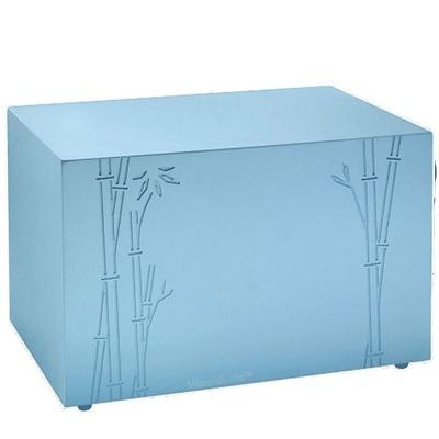 Serene Bamboo Cremation Urn