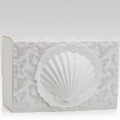 Shell Swirl Biodegradable Urns