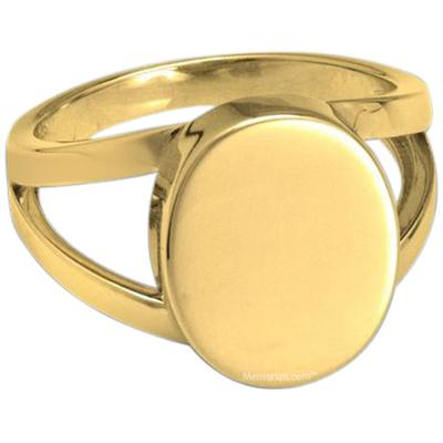 Simplicity Cremation Ring II