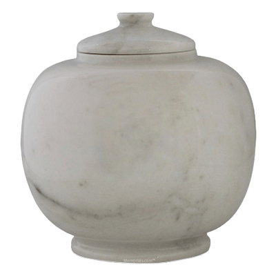Solace Marble Child Urn
