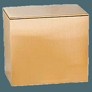 Solitary Bronze Companion Cremation Urn