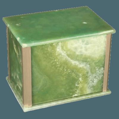 Solitude Onyx Companion Urns