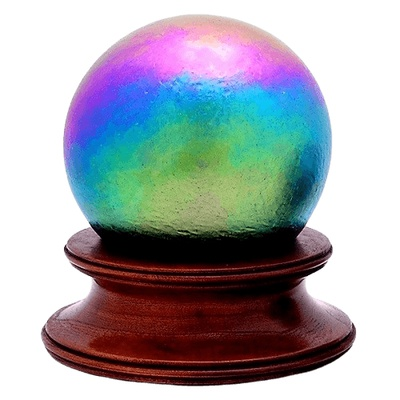 Spectrum Glass Child Cremation Urn