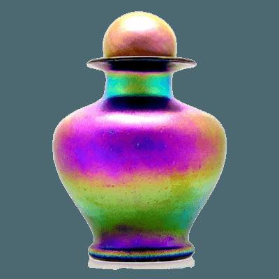 Spectrum Glass Cremation Urns