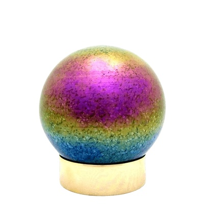 Spectrum Glass Small Child Cremation Urn