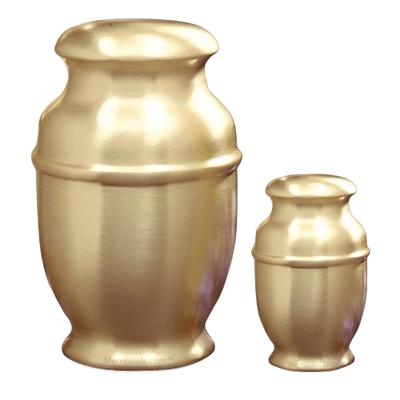 Spun Bronze Cremation Urns